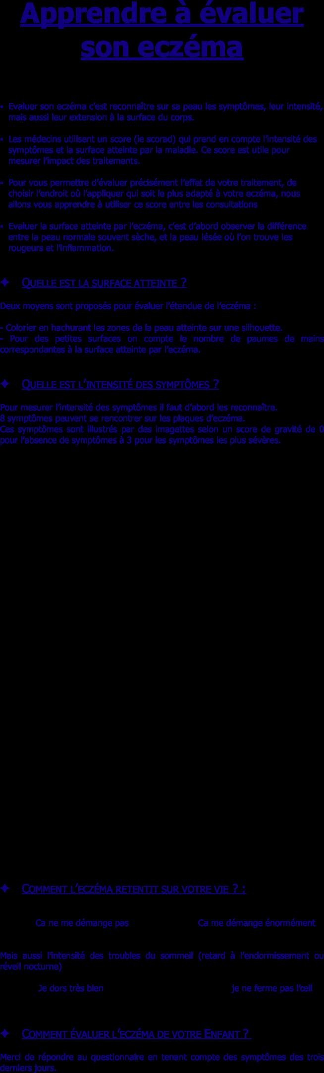 Atopitchesky la dermatite des organes génitaux chez la femme